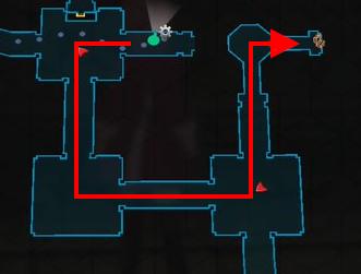 閃の軌跡4 龍霊窟 ふわふわストールの取り方について